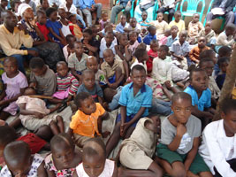 ~Luhwahwa Orphaned Children